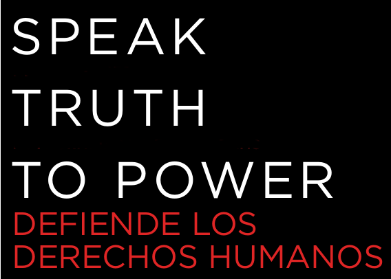 Speak Truth to Power. Curso online