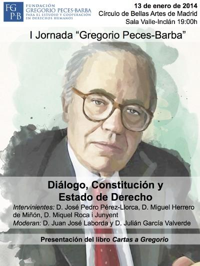 I jornada Gregorio Peces-Barba