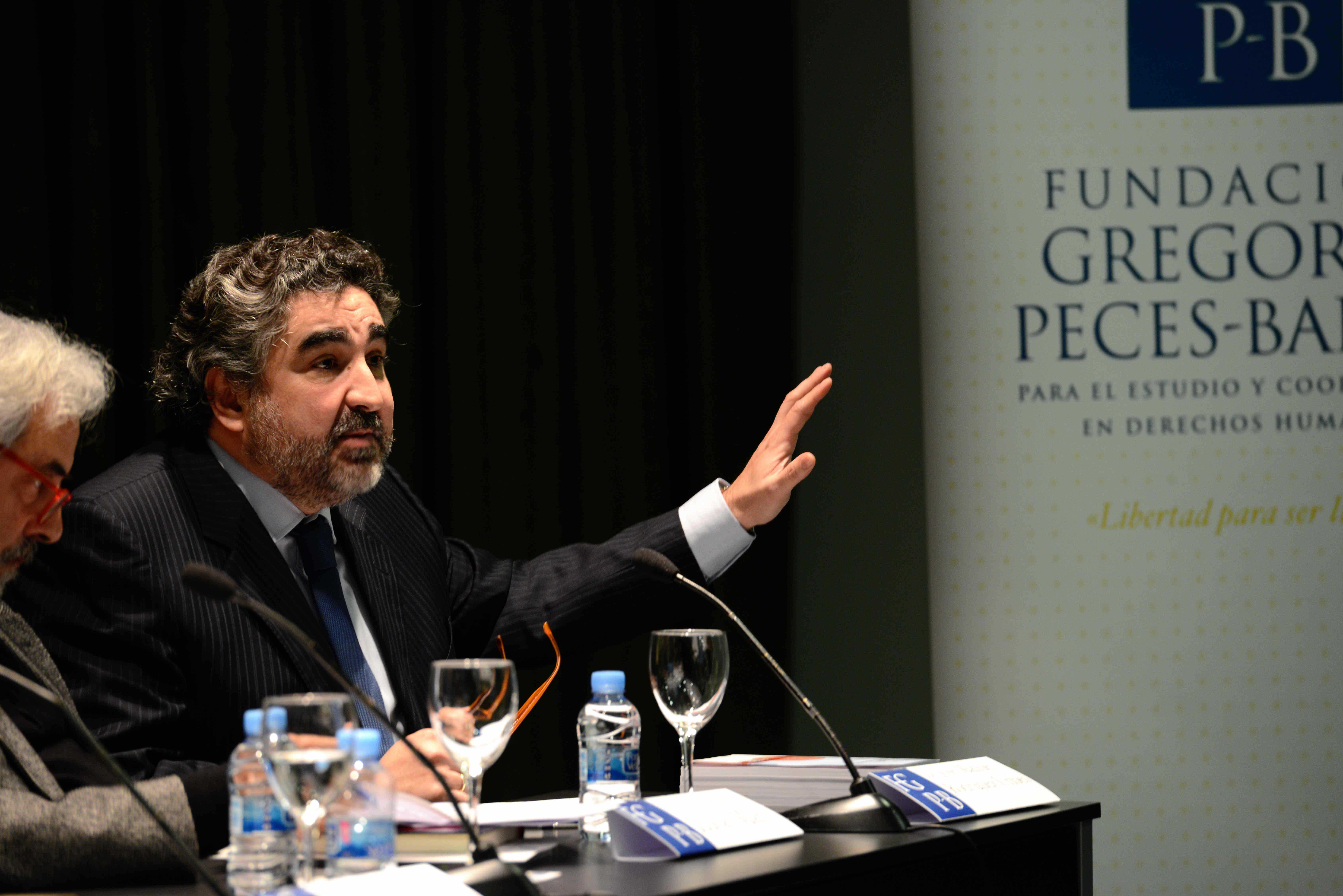 Jose Manuel Rodríguez Uribes presenta las III jornadas