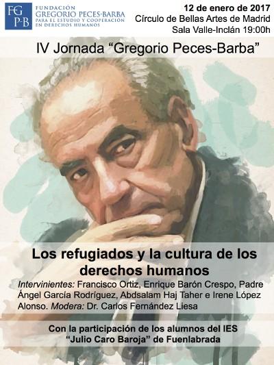 IV jornada Gregorio Peces-Barba