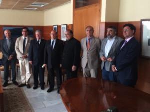 firma de la cátedra Mario Villarroel