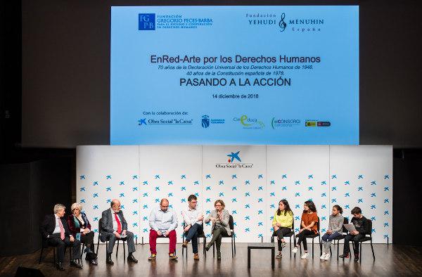 pasando a la acción arte valor y derechos humanos