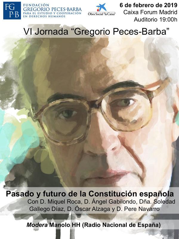 VI-Jornada Gregorio Peces-Barba