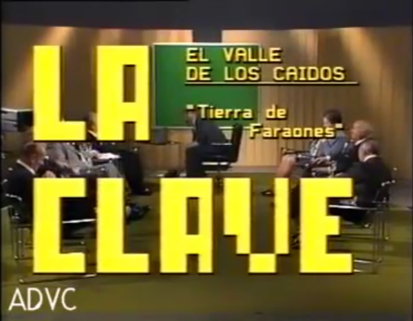 18 de noviembre de 1983- la clave valle de los caidos portada