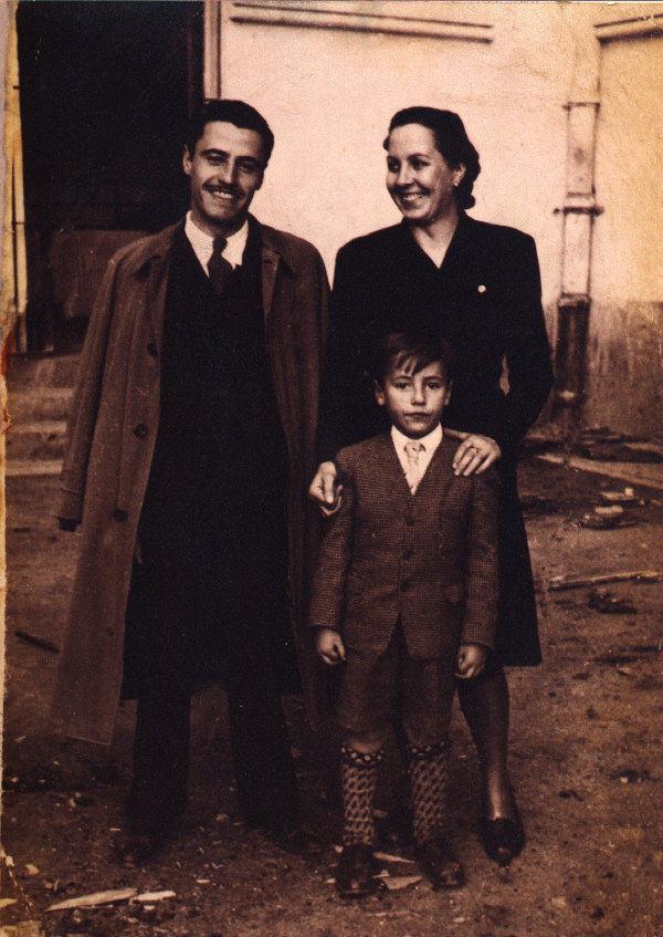 Familia Gregorio Peces-Barba